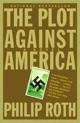 book cover image with title and stamp with swastika